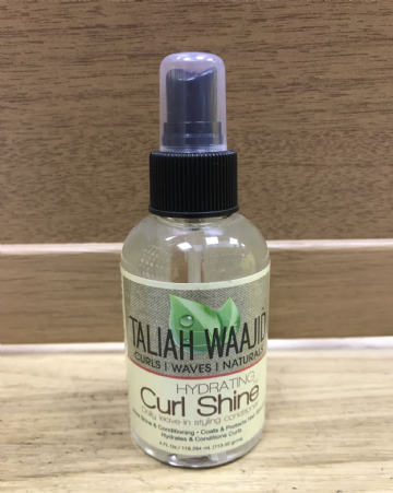 Taliah Waajid Hydrating Curl Shine - 118.294ml